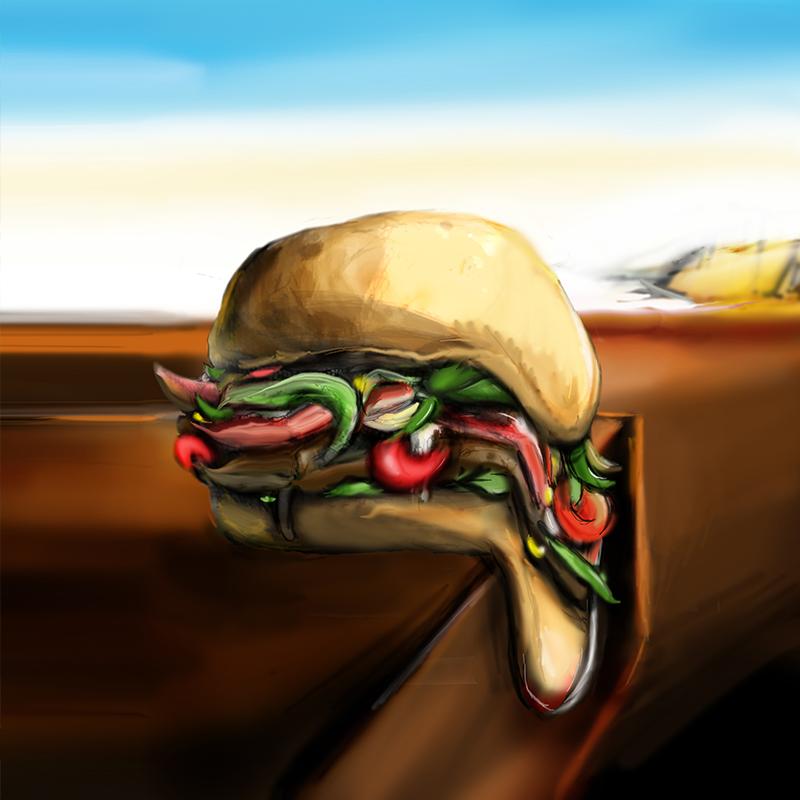 Dali Burger