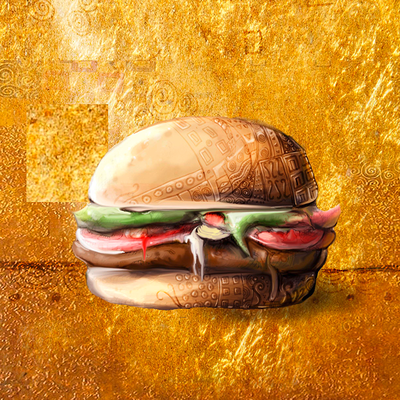 Klimt Burger