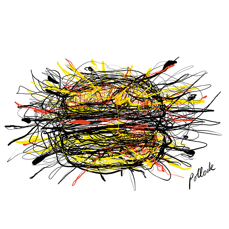 Pollock Burger