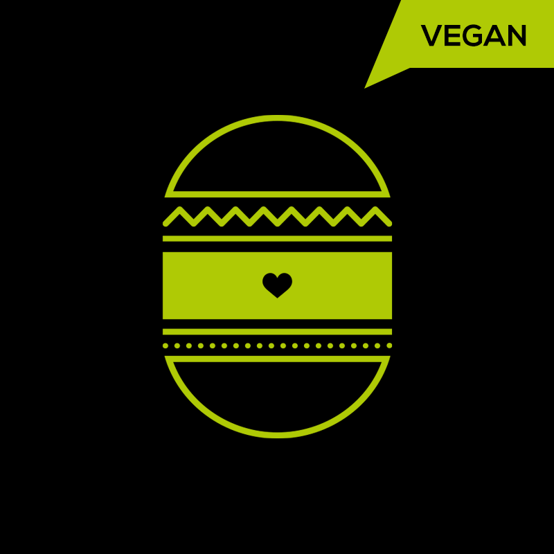 Gemüseburger Vegan