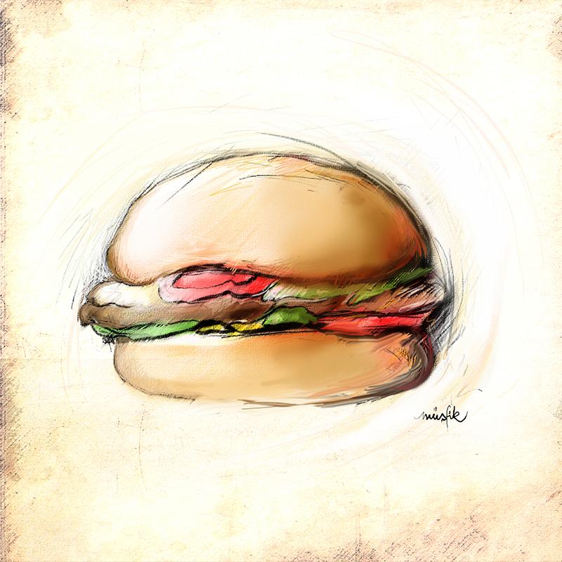 Mihri Burger